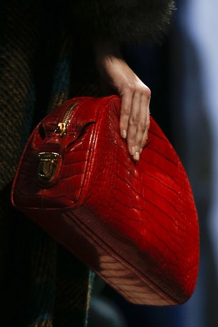 Bags from Prada A\W 2014 from Milan Fashion Week
