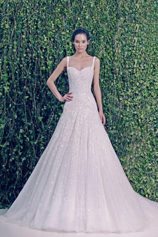WEDDING DRESSES: ZUHAIR MURAD BRIDAL FALL 2014