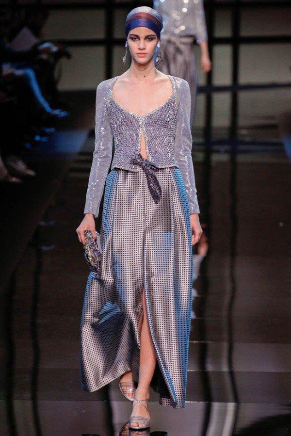 Giorgio Armani Priv 233 Haute Couture Spring Summer 2014