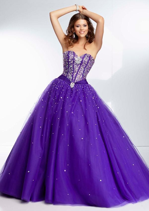 54 Prom Dresses 2014 - part 2