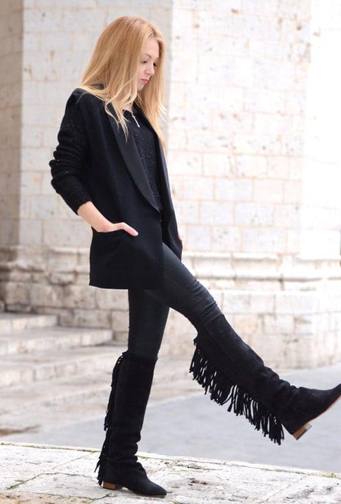 27 Fantastic Black   Chic Fashion Combination