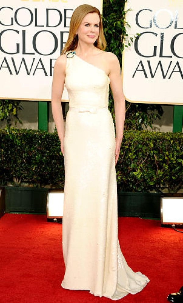 The stars with the most spectacular fashion style on the Golden Globe awards