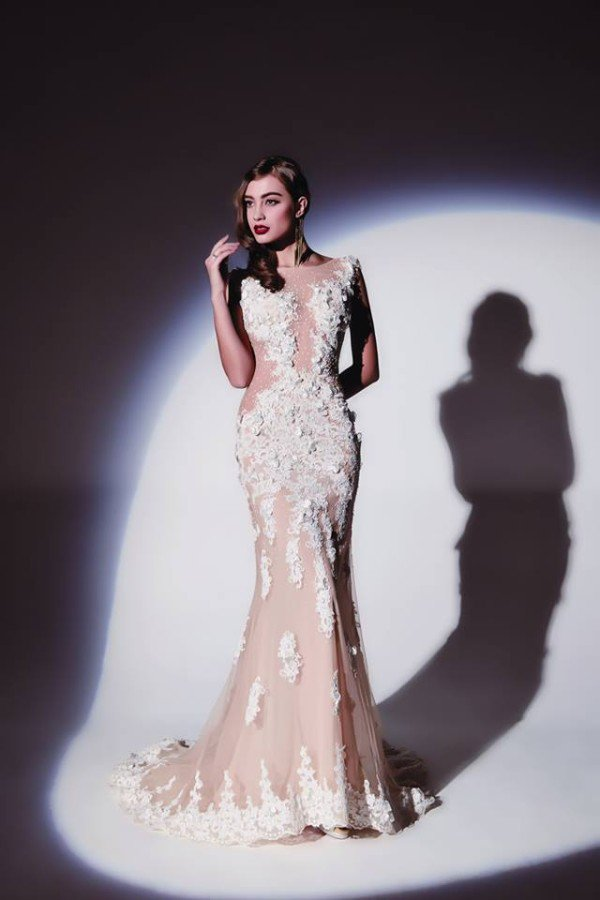 Glamorous haute couture by Danny Tabet