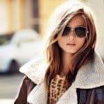 Anabela Belikova for Versace