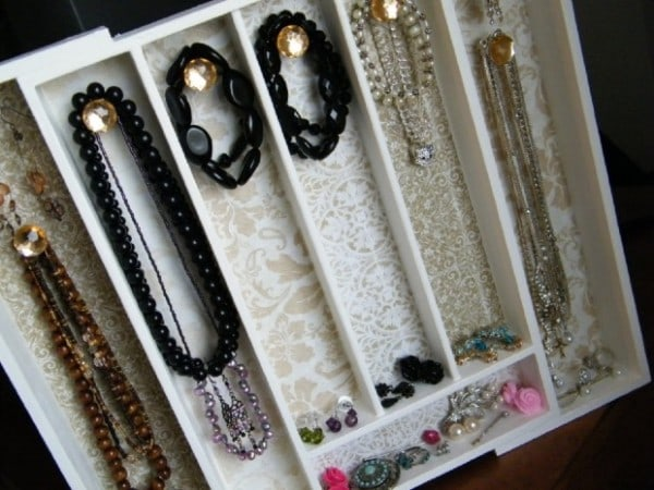 30 Creative, Crafty Ways to Store Your Jewelry