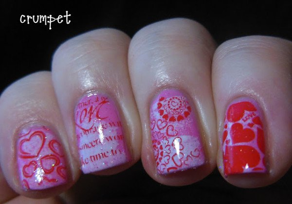 19 Valentines Day Nail Art Ideas That Will Put You In The Mood For Love