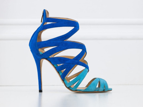 Zuhair Murad Spring Summer 2014 Shoes