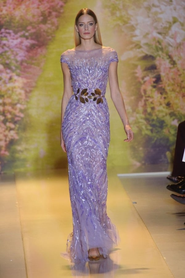 Colourful Paradise Collection Of Haute Couture by Zuhair Murad