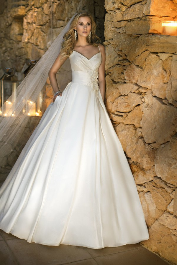 Wedding Dresses By Stella York Part 2