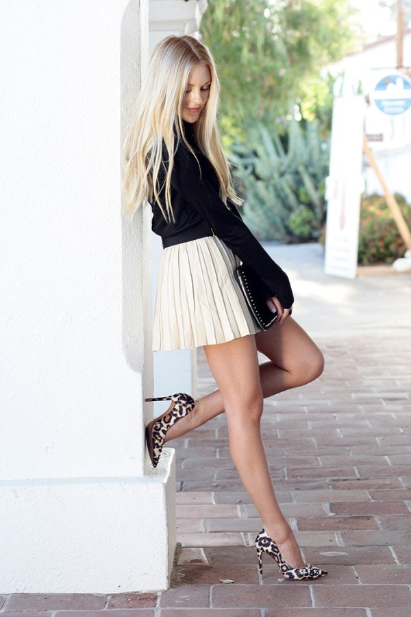 27 Wonderful and Trendy Skirts and Dresses for Every Occasion