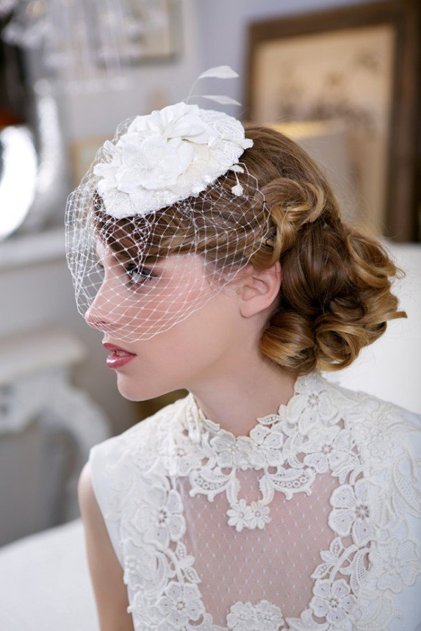 14 Wedding Veils for Classic Brides, Modern Brides, and Brides Who Want Something Totally Original