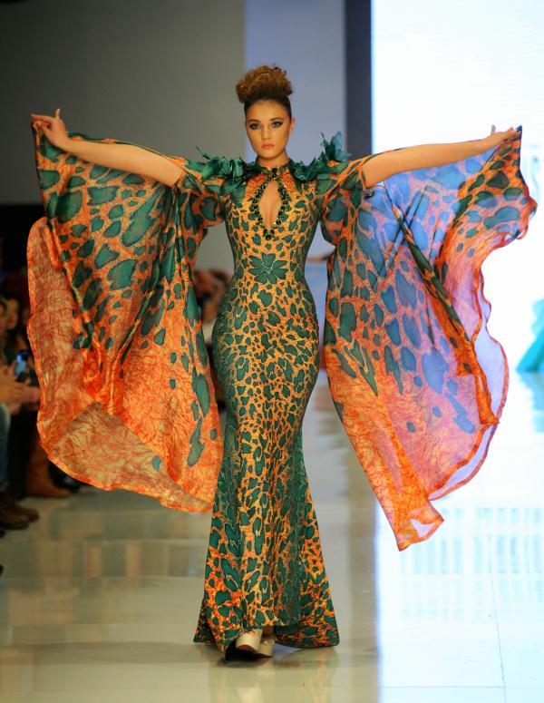 Fouad Sarkis Alta Costura Primavera Verano 2014