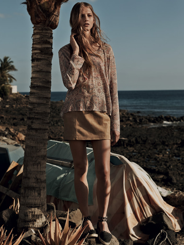 """The new collection of """"Mango"""" – Spring / Summer 2014"""