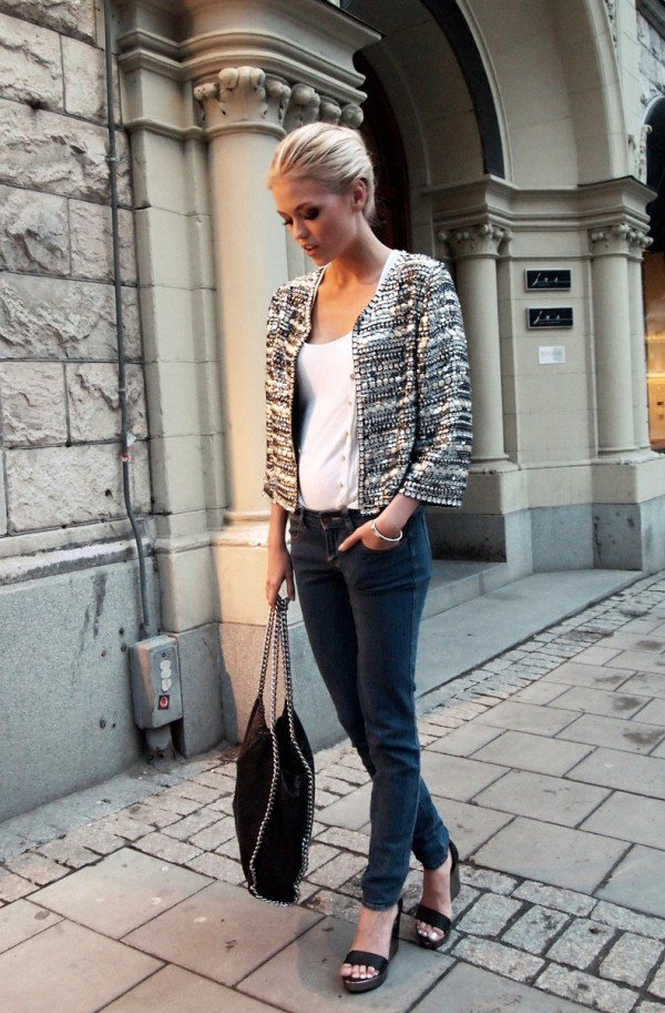 Gorgeous Casual Outfits Street Style