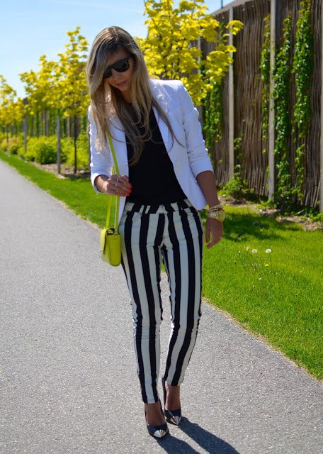 New Spring/Summer Fashion Trend   Stripes