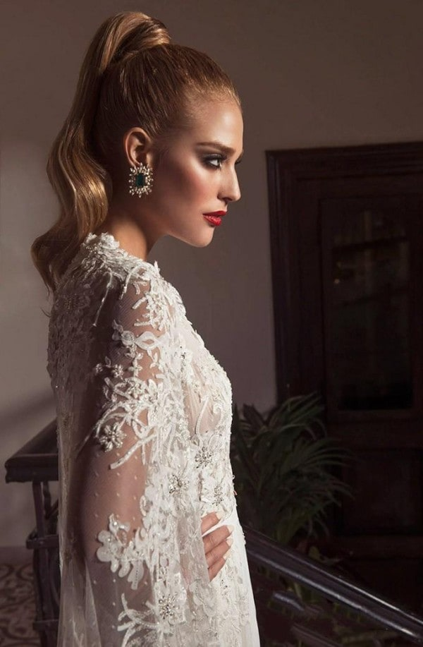Sexy and Extravagant Wedding Dresses by Dany Mizrachi