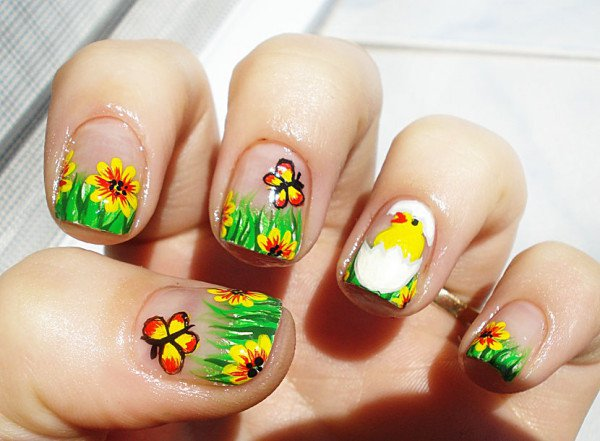 - 19 Best Easter Nail Art Designs For Your Inspiration