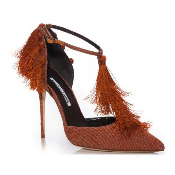 Amazing Shoes by Manolo Blahnik