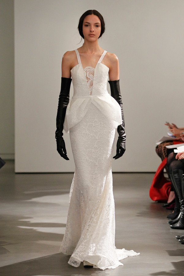 Vera Wang Wedding Dresses 2014