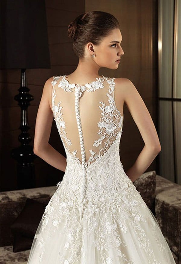 Lace Back Wedding Dresses The Must Have Wedding Dress Of