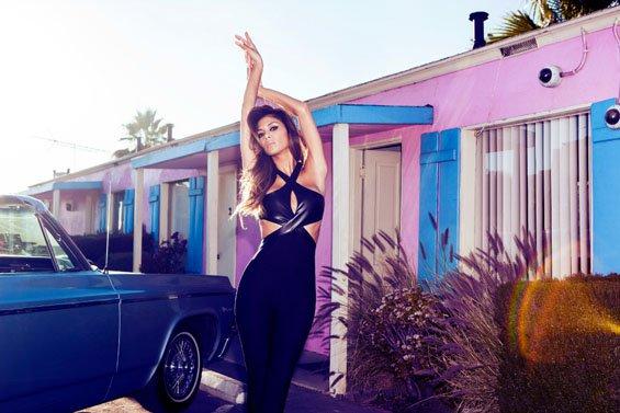 Nicole Scherzinger for Missguided 2014