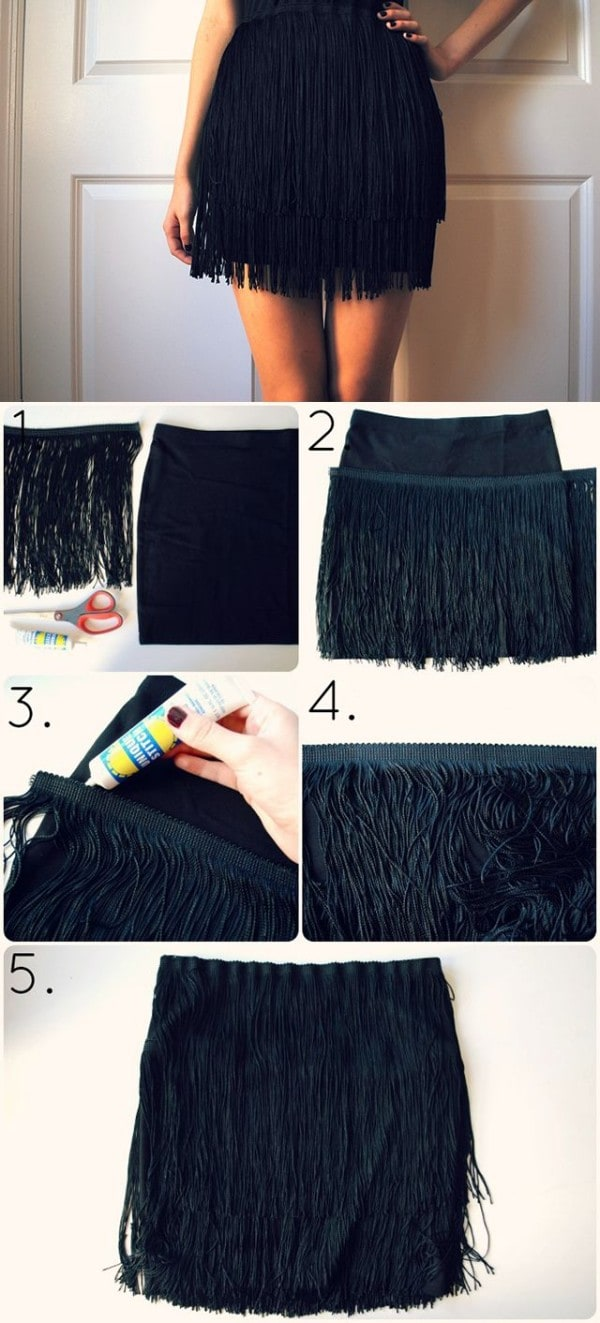 Make a Cool DIY Fashion Pieces For More Spectacular Christmas Eve