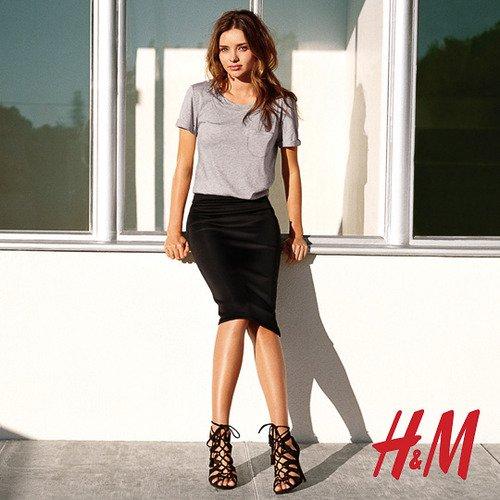Miranda Kerr for H&M Spring 2014