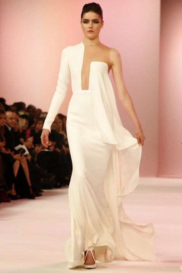 Stephane Rolland Spring 2014 Haute Couture