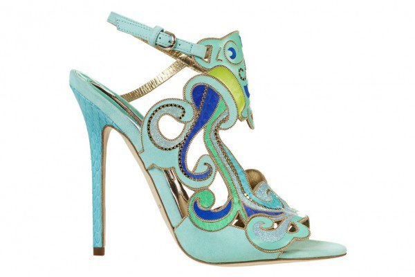 BRIAN ATWOOD WOMEN'S SHOES SPRING SUMMER 2014