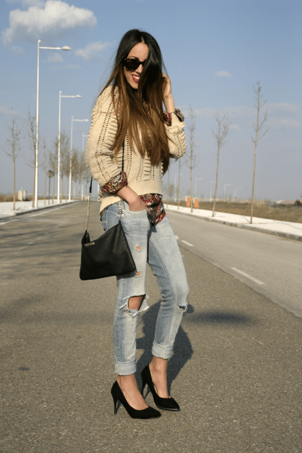 Spring 2014   Jeans Fashion Trends