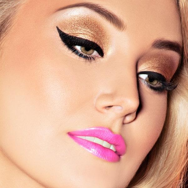 20 Glamorous And Stylish Makeup Ideas