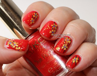 19 Fashionistic Nail Art designs For This Summer
