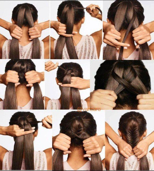 13 Fast Ideas How to Make An Awesome Hairstyle
