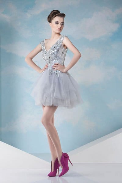Beautiful Evening Dresses For Spring Summer 2014 By Tony
