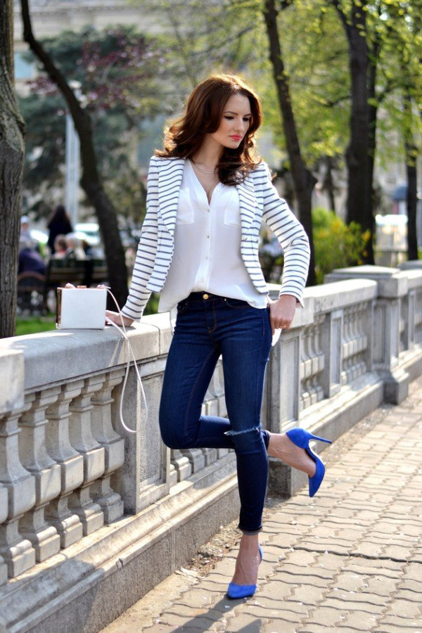 Chic And Stylish Office Outfits