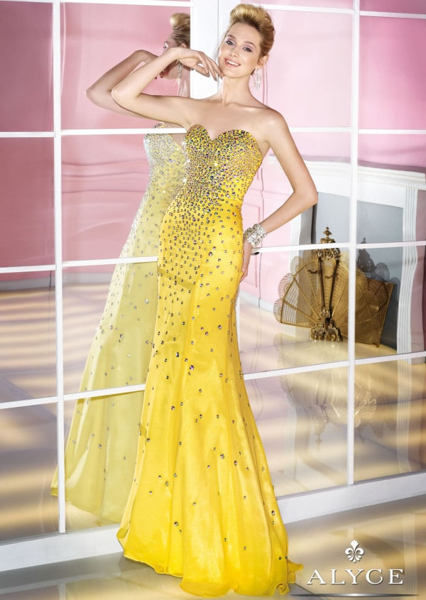Elegant Prom Dresses Collection By Alyce