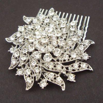 Elegant Wedding Hair Combs