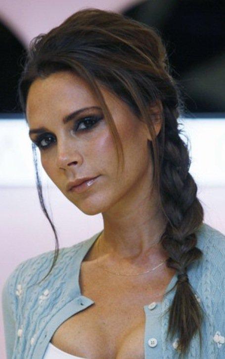Popular Hairstyles Of Victoria Beckham