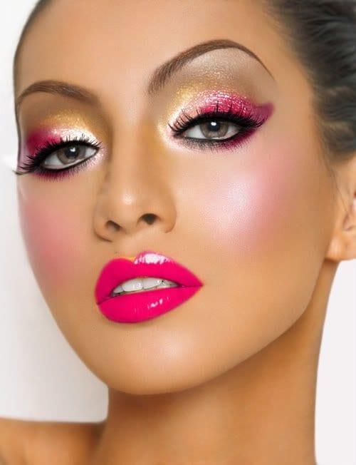 Wonderful Night Makeup