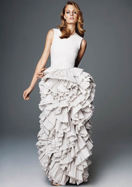 Constance Jablonski for H&M   Collection Exclusive Conscious