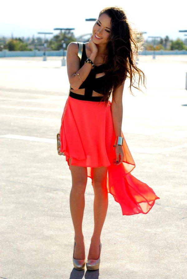 Brilliant Asymmetric Dresses For Stylish Girls
