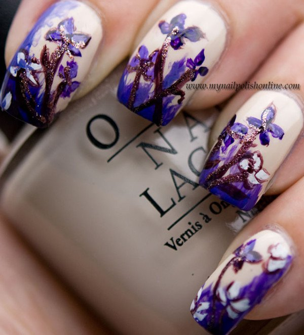 - 17 Incredible Amazing Nail Art Designs That Will Left You Without Breath