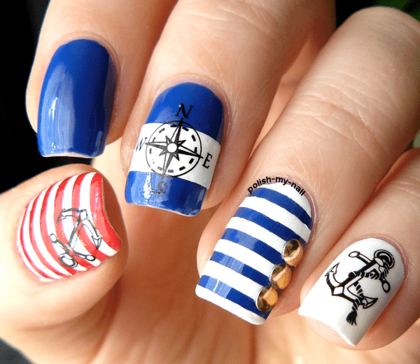 17 Astonished Ideas For Your Next Nail Designing