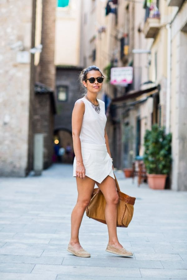 Fashion Girls With Street Style How To Wear Summer