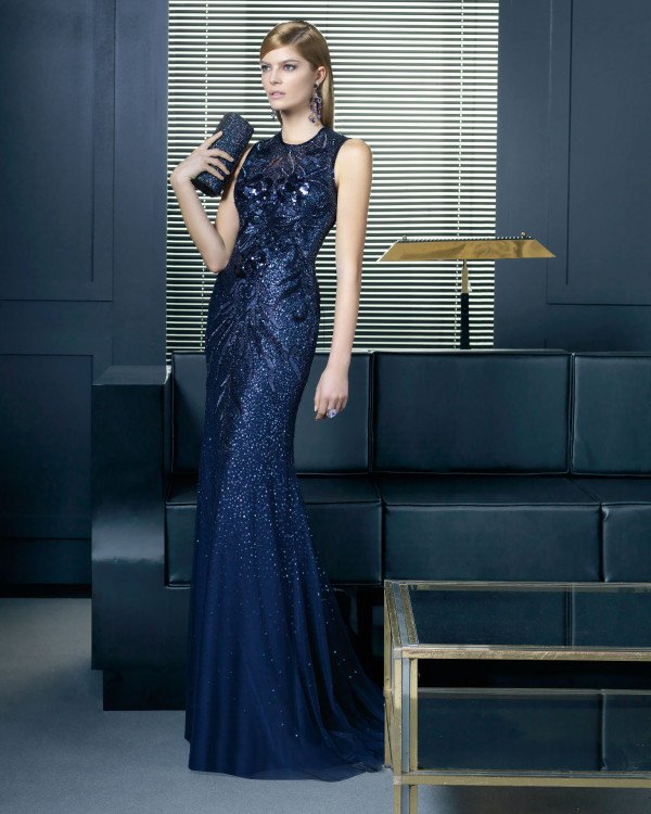 Glamour Evening Dresses by Rosa Clara Collection 2014