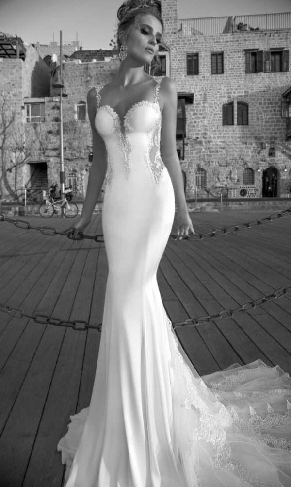 The Most Impressive Bridal Gowns That Will make You Say Wow