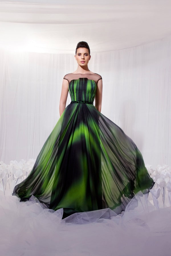 Evening Dresses That You Have Always Dreamed Of   Tarek Sinno