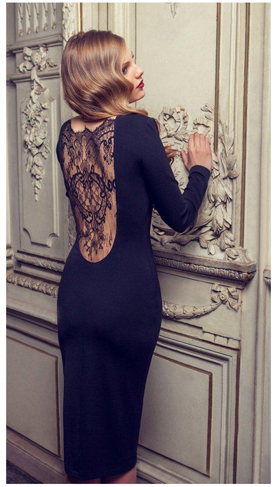 Spectacular Evening Dresses By Olga Skazkina