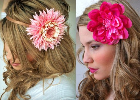Must Have Fashion Accessories For This Summer   Flower In Your Hair