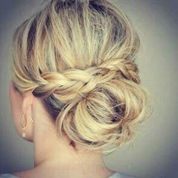Fashion Hairstyles For Wedding Ceremony